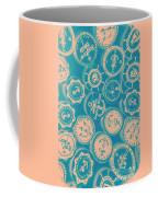 Ship Shape Nautical Designs Coffee Mug