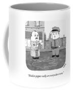Shishito Peppers Are Everywhere Coffee Mug