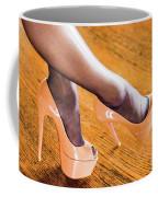 Shoes Coffee Mug by Jim Lesher