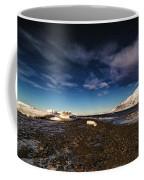 Shoreline With Driftice Coffee Mug