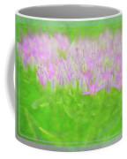 Showy Stonecrop Framed Coffee Mug