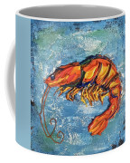 Shrimp Coffee Mug