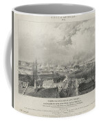Siege Of The Citadel Of Antwerp Coffee Mug