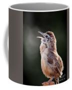Singing Wren Coffee Mug