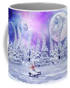 Skating Time Coffee Mug
