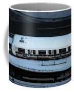 Skytrain Wagon  Coffee Mug by Juan Contreras