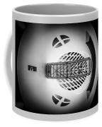 Skywalk Moma Coffee Mug by Michael Hope