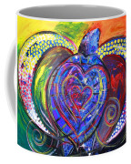 Sloppy Sea Turtle Love Coffee Mug