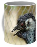 Smiley Face Emu Coffee Mug