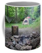 Smoking Tents Coffee Mug