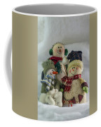 Snow Folk Coffee Mug