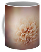 Soft, Subtle Dahlia Coffee Mug