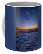 Softly Spoken Prayers Coffee Mug by Phil Koch