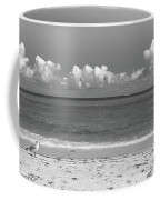 Solitude Coffee Mug by Alison Frank