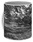 Solitude In Black And White Coffee Mug