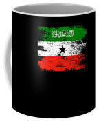 Somaliland Shirt Gift Country Flag Patriotic Travel Africa Light Coffee Mug
