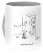 Some Time Alone Coffee Mug