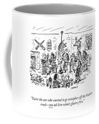 Someplace Off The Beaten Path Coffee Mug