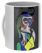 Something Sweet Coffee Mug by Anthony Falbo