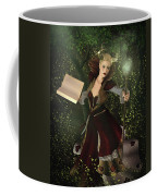 Sorceress And Magic Coffee Mug
