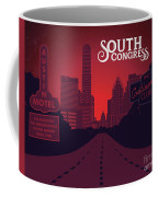 South Congress Avenue Coffee Mug
