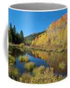 South Elbert Autumn Beauty Coffee Mug by Cascade Colors