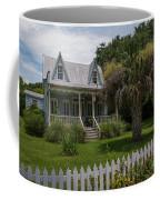 Southern Coastal Tin Roof Cottage Coffee Mug