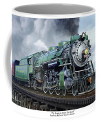 Southern Railway Class Ps-4 Pacific Coffee Mug