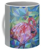 Sparkling Flamingo Coffee Mug