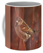 Sparrow In The Sunshine Coffee Mug