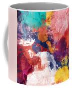 Spring Crush 3- Abstract Art By Linda Woods Coffee Mug