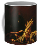 Spring Harvest Also Known As Still Life With Asparagus 1887 Coffee Mug