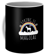 Spring Is Magical Coffee Mug