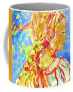 Spring Maiden Coffee Mug