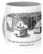 Standard Procedure Coffee Mug
