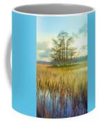 Standing On The Edge Of Evening  Coffee Mug