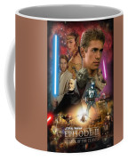Star Wars Episode II Coffee Mug