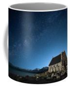 Stars And Midnight Blue Coffee Mug