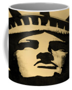 Statue Of Liberty In Dark Sepia Coffee Mug