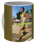 Steve Prefontaine, The Legend, Oregon Ducks Coffee Mug