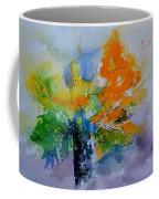 Still Life Watercolor 549110 Coffee Mug