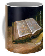 Still Life With Bible - Digital Remastered Edition Coffee Mug