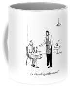 Still Working Coffee Mug