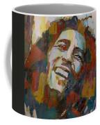 Stir It Up - Retro - Bob Marley Coffee Mug