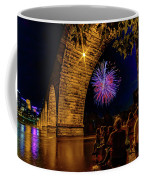 Stone Arch Bridge, July 4 Coffee Mug