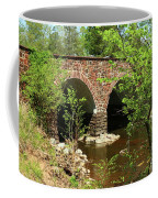 Stone Bridge At The Eastern Entrance Of The Manassas Battlefield  Coffee Mug