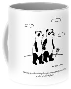 Stop Asking Us Coffee Mug