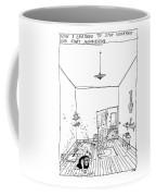 Stop Worrying And Start Hammering Coffee Mug