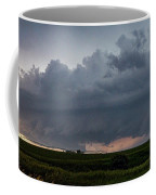 Storm Chasing West South Central Nebraska 050 Coffee Mug