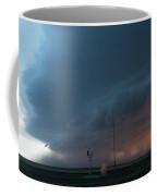Storm Chasing West South Central Nebraska 067 Coffee Mug